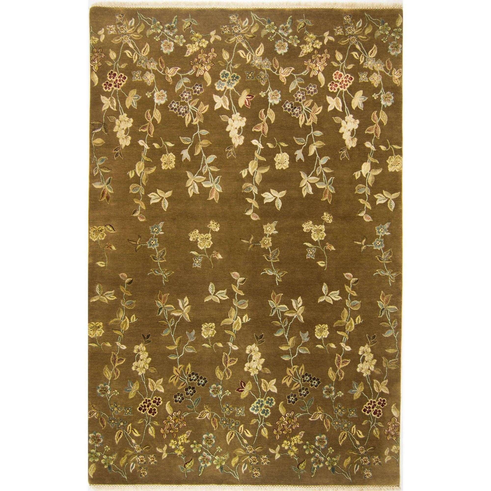Modern High Quality Hand-knotted Wool & Silk Rug 186 cm x 281 cm Persian-Rug | House-of-Haghi | NewMarket | Auckland | NZ | Handmade Persian Rugs | Hand Knotted Persian Rugs