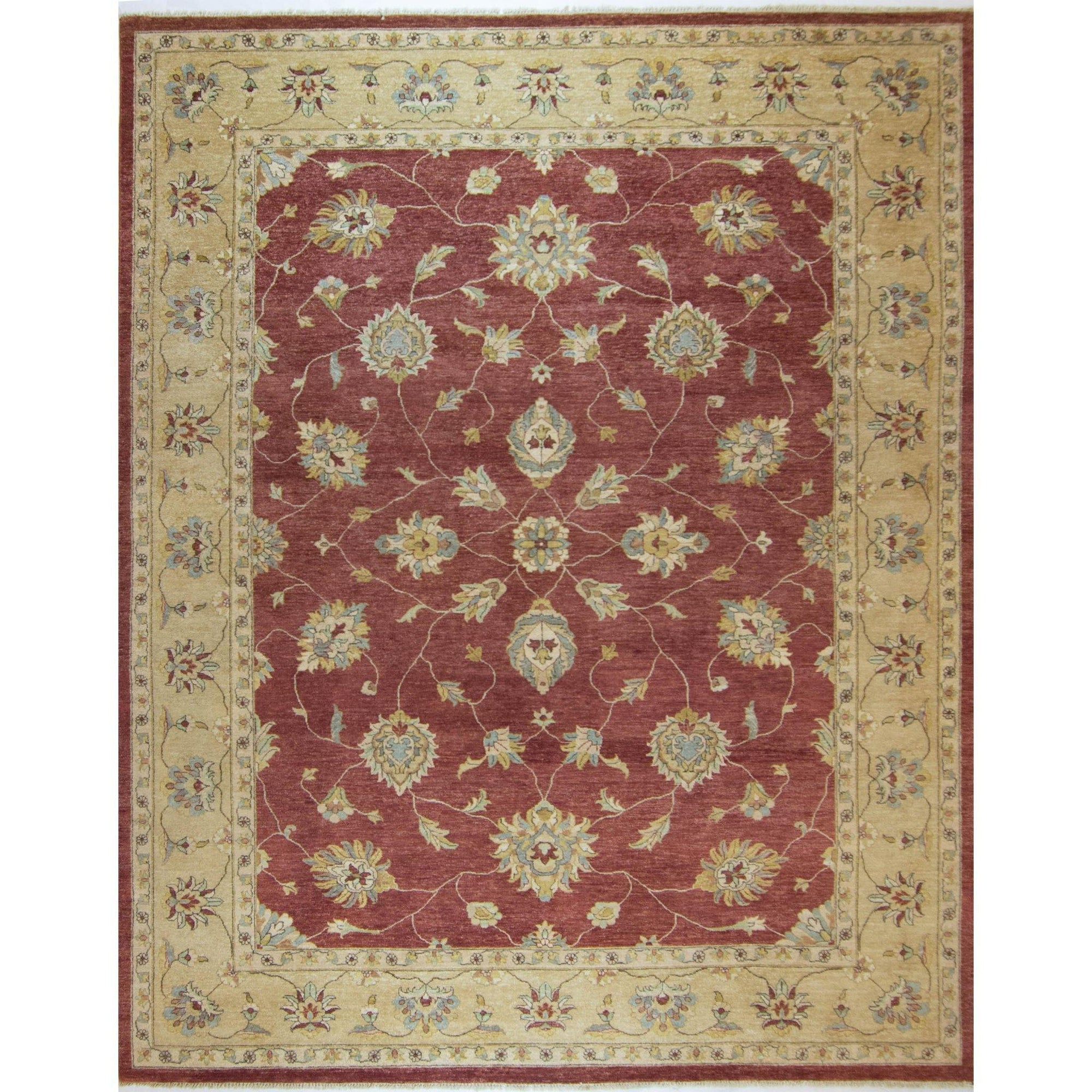 Fine Hand-knotted Zeigler Rug 279cm x 368cm Persian-Rug | House-of-Haghi | NewMarket | Auckland | NZ | Handmade Persian Rugs | Hand Knotted Persian Rugs