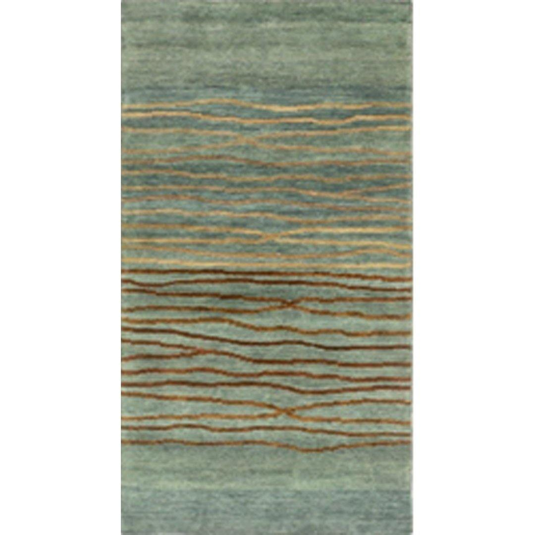 Contemporary Hand-knotted NZ Wool Runner 77cm x 182m Persian-Rug | House-of-Haghi | NewMarket | Auckland | NZ | Handmade Persian Rugs | Hand Knotted Persian Rugs