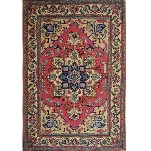 1.5 x 2 Meter_Persian_Fine Persian Hand-knotted Ardabil Rug_handknotted_Rug