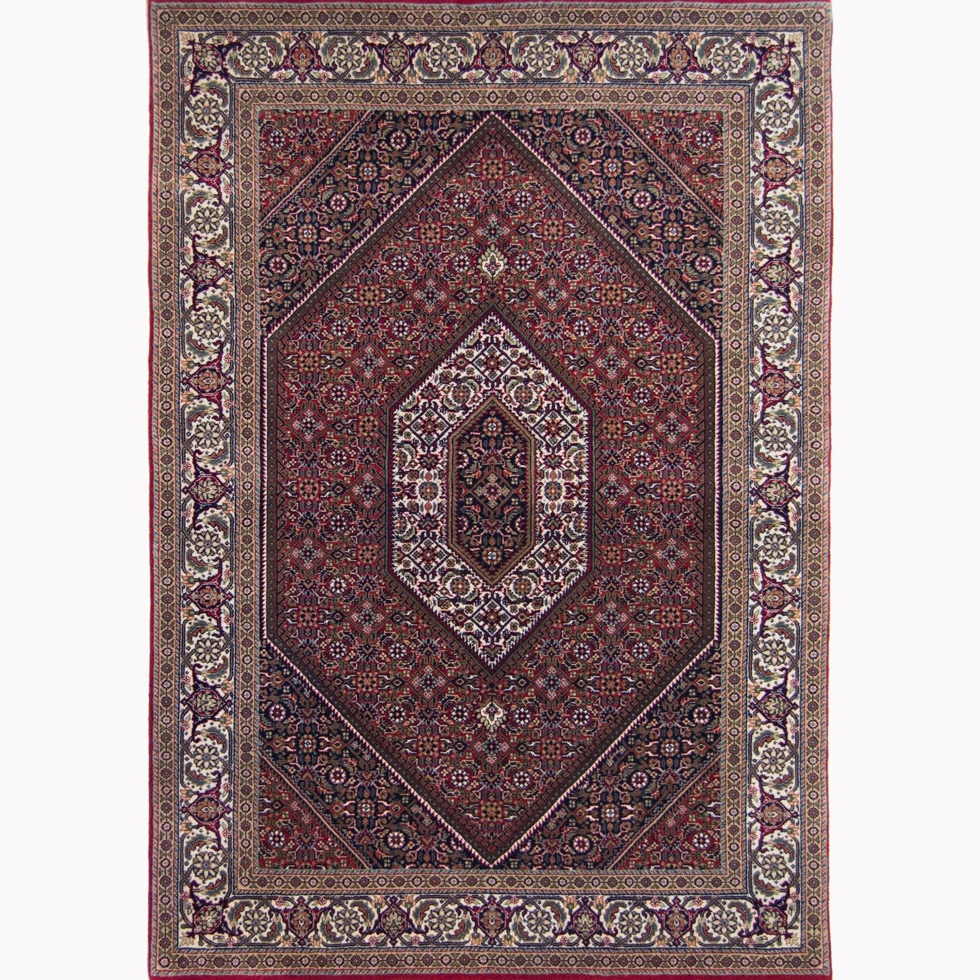 Bijar Persian-Rug | House-of-Haghi | NewMarket | Auckland | NZ | Handmade Persian Rugs | Hand Knotted Persian Rugs