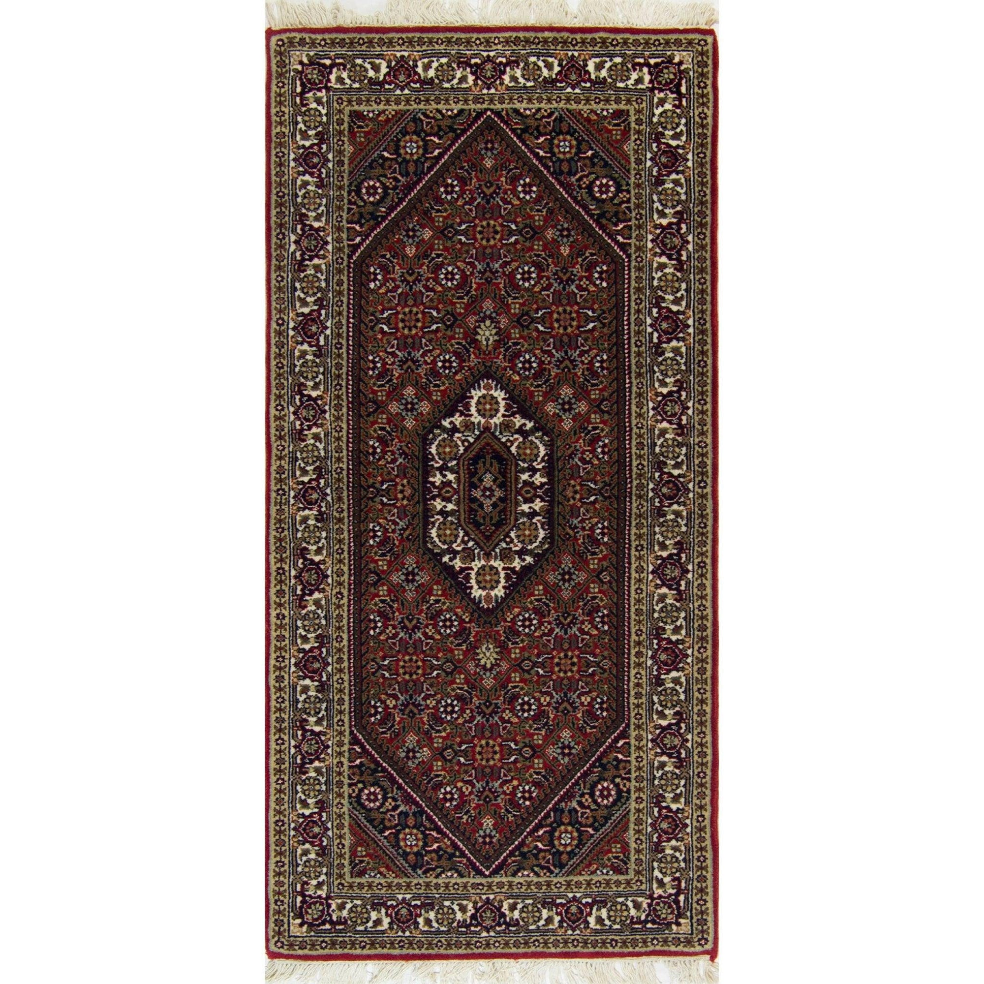 Fine Hand made Super Bijar Rug 89cm x 161cm Persian-Rug | House-of-Haghi | NewMarket | Auckland | NZ | Handmade Persian Rugs | Hand Knotted Persian Rugs