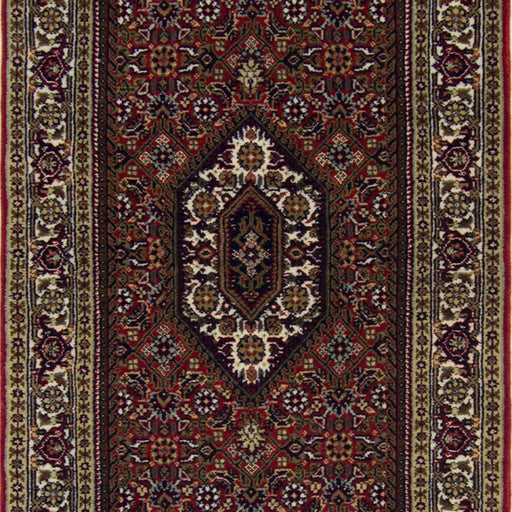 1 x 1.5 Meter_Persian_Super Bijar_handknotted_Runner