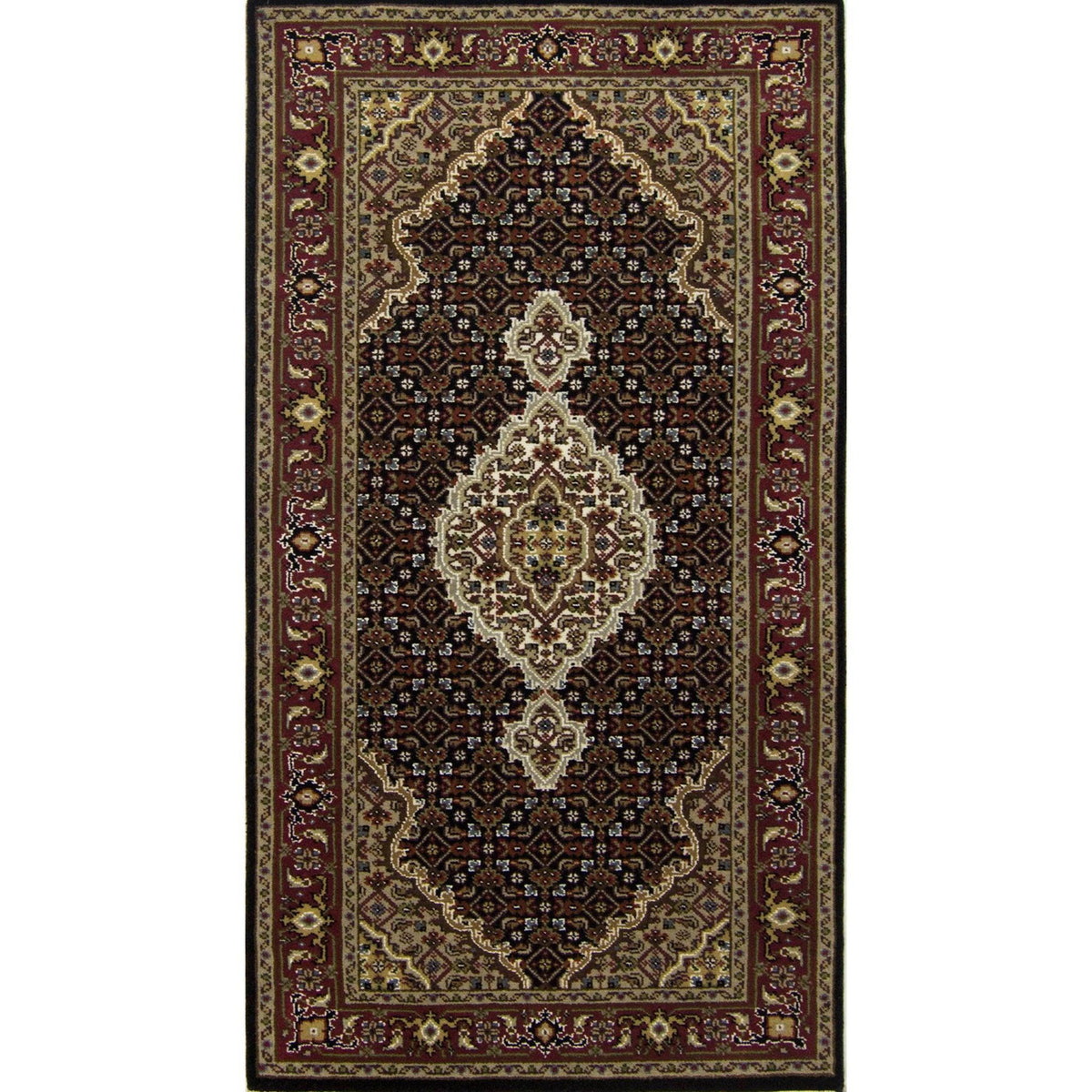 Tabriz - Mahi Persian-Rug | House-of-Haghi | NewMarket | Auckland | NZ | Handmade Persian Rugs | Hand Knotted Persian Rugs