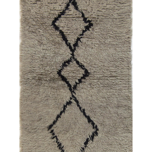 0.5 x 1 Meter_Persian_Moroccan_handknotted_Rug