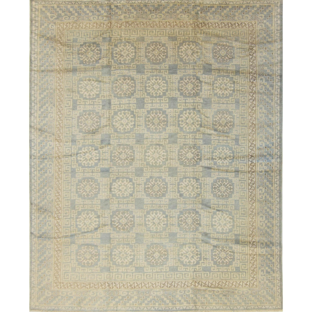 2.5 x 3 Meter_Persian_Vintage Hand-knotted wool Kothan Rug_handknotted_Rug