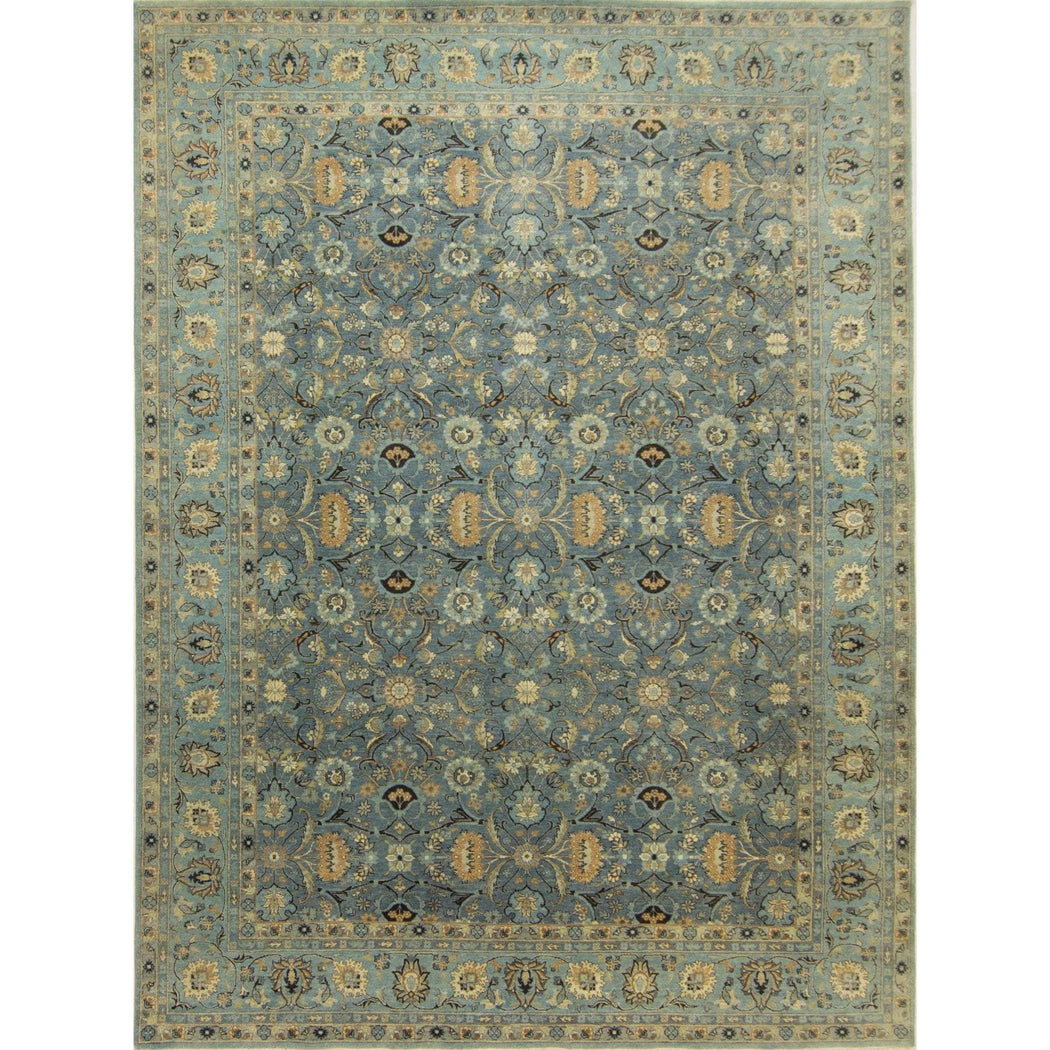 2.5 x 3.5 Meter_Persian_Hard Twist_handknotted_Rug