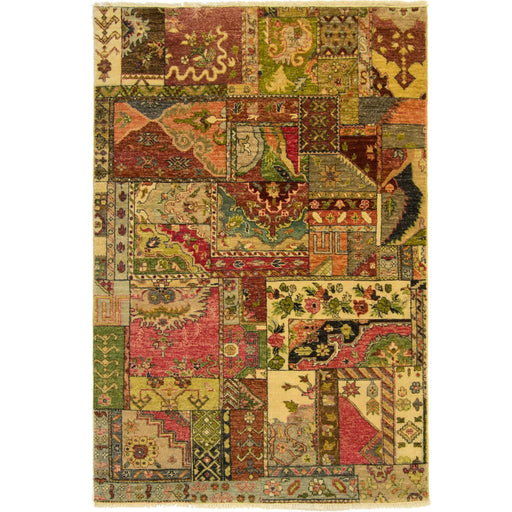 Hand Knotted Modern Tapestry Rug