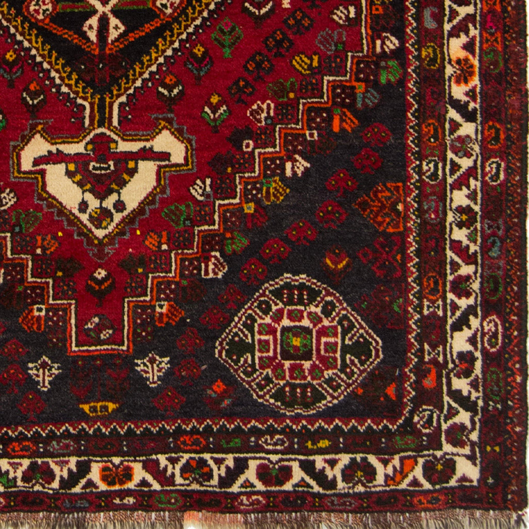 1.5 x 1.5 Meter_[product_tag]_handmade_Rug - House of Haghi.