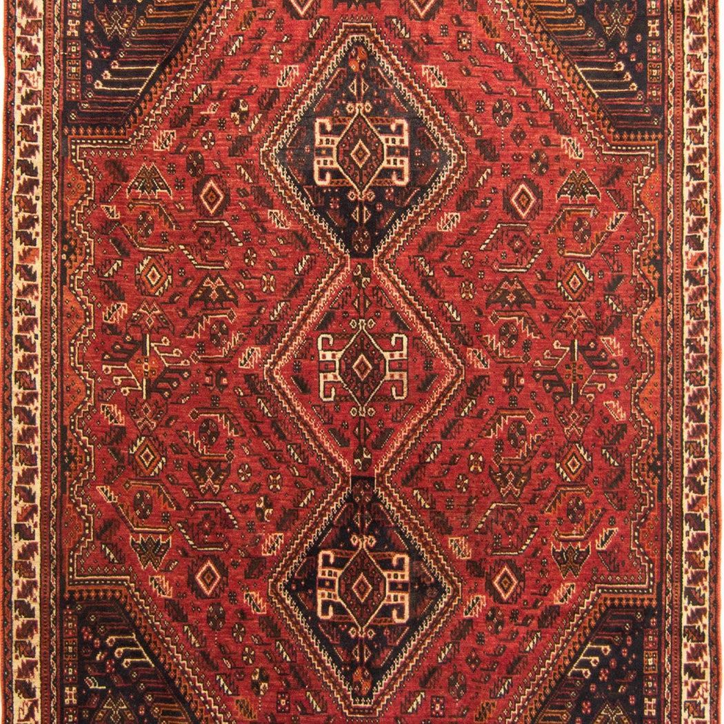 Persian Qashgai Rug 179cm x 294cm - House Of Haghi