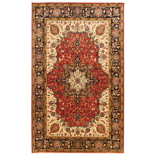 Fine Persian Saruk Rug 184cm x 277cm - House Of Haghi