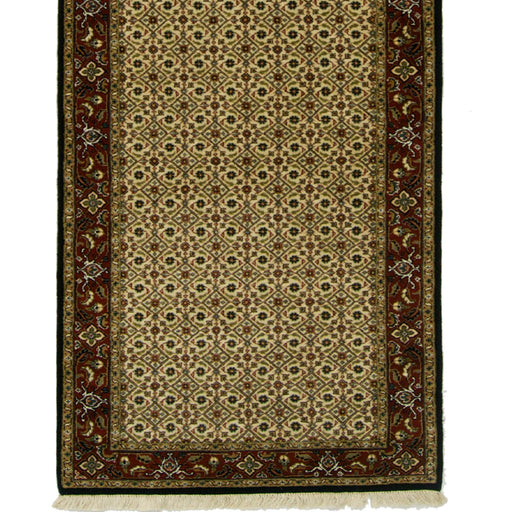 Fine Hand-knotted Wool Persian Maud Runner 80cm x 380cm - House Of Haghi