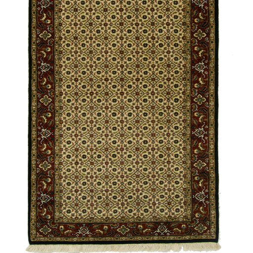 Fine Hand-knotted Wool Persian Maud Runner 80cm x 3.81cm - House Of Haghi