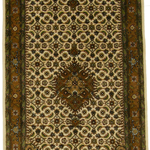 Find Hand-knotted Wool Bijar Runner 80cm x 197cm - House Of Haghi
