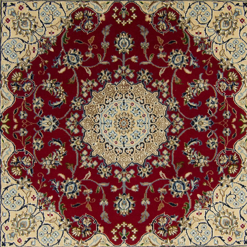 2 x 2 Meter_[product_tag]_handmade_Rug - House of Haghi.