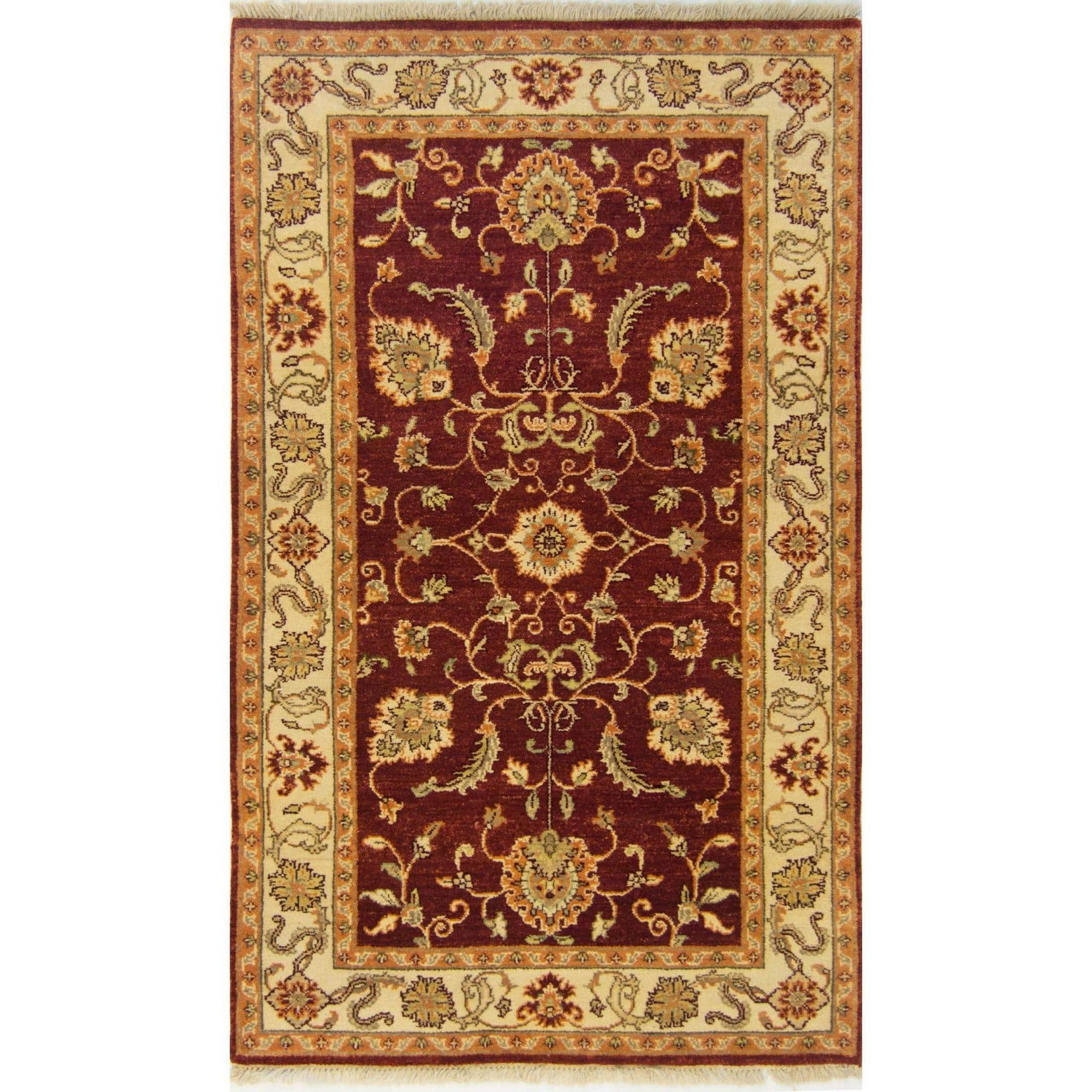 Hand-knotted Wool Small Chobi Rug 94cm x 152cm Persian-Rug | House-of-Haghi | NewMarket | Auckland | NZ | Handmade Persian Rugs | Hand Knotted Persian Rugs