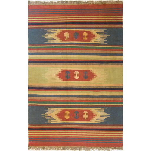 1.5 x 2.5 Meter_Persian_Fine Kilim Rug_handknotted_Runner