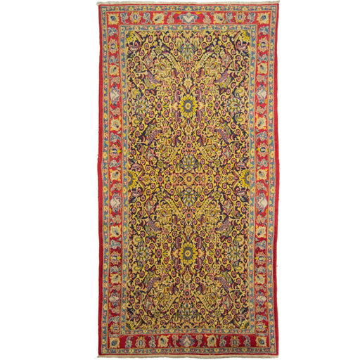 1.5 x 3 Meter_Persian_Viss_handknotted_Rug