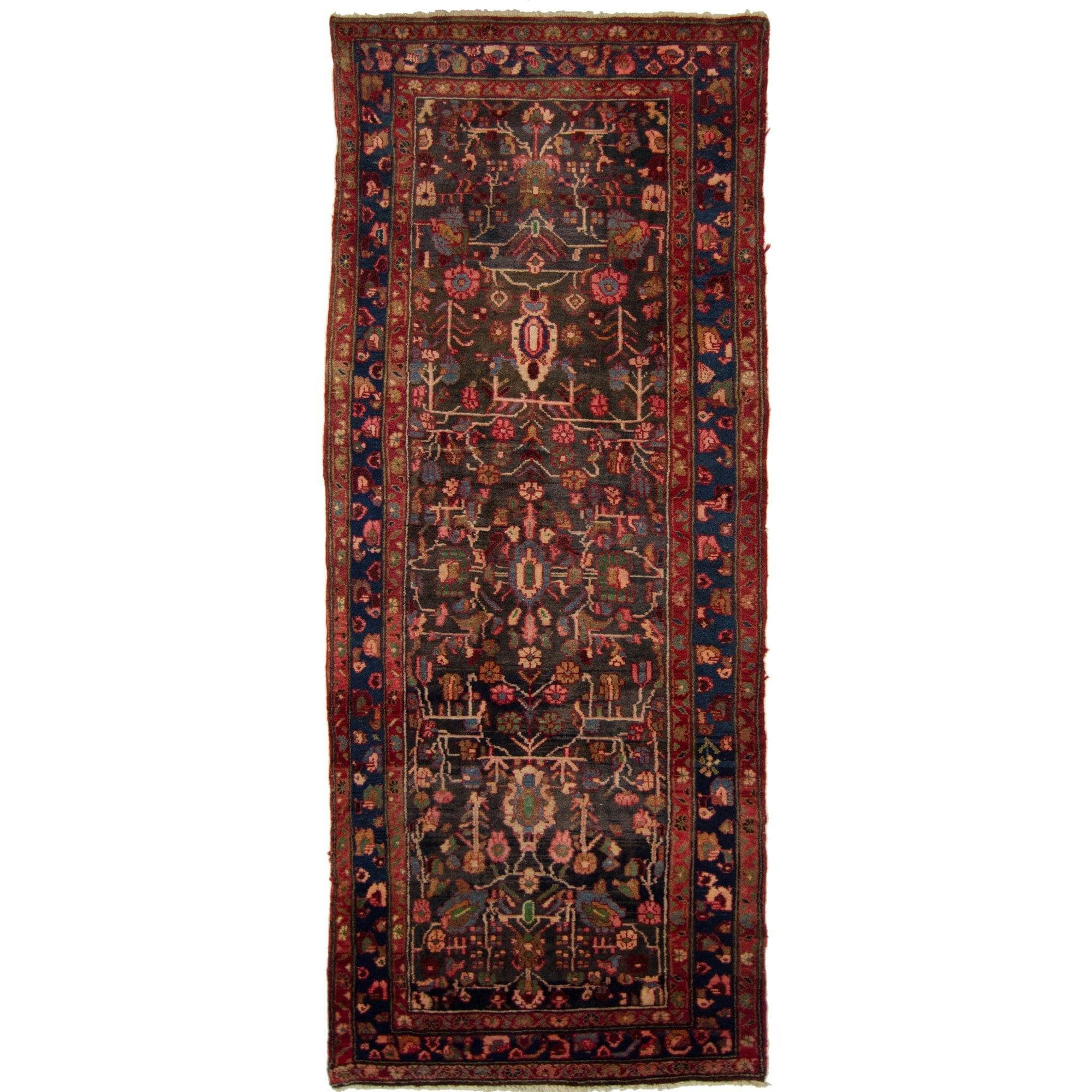 Authentic Hand-knotted Wool Persian Koliai Runner 114cm x 295cm Persian-Rug | House-of-Haghi | NewMarket | Auckland | NZ | Handmade Persian Rugs | Hand Knotted Persian Rugs