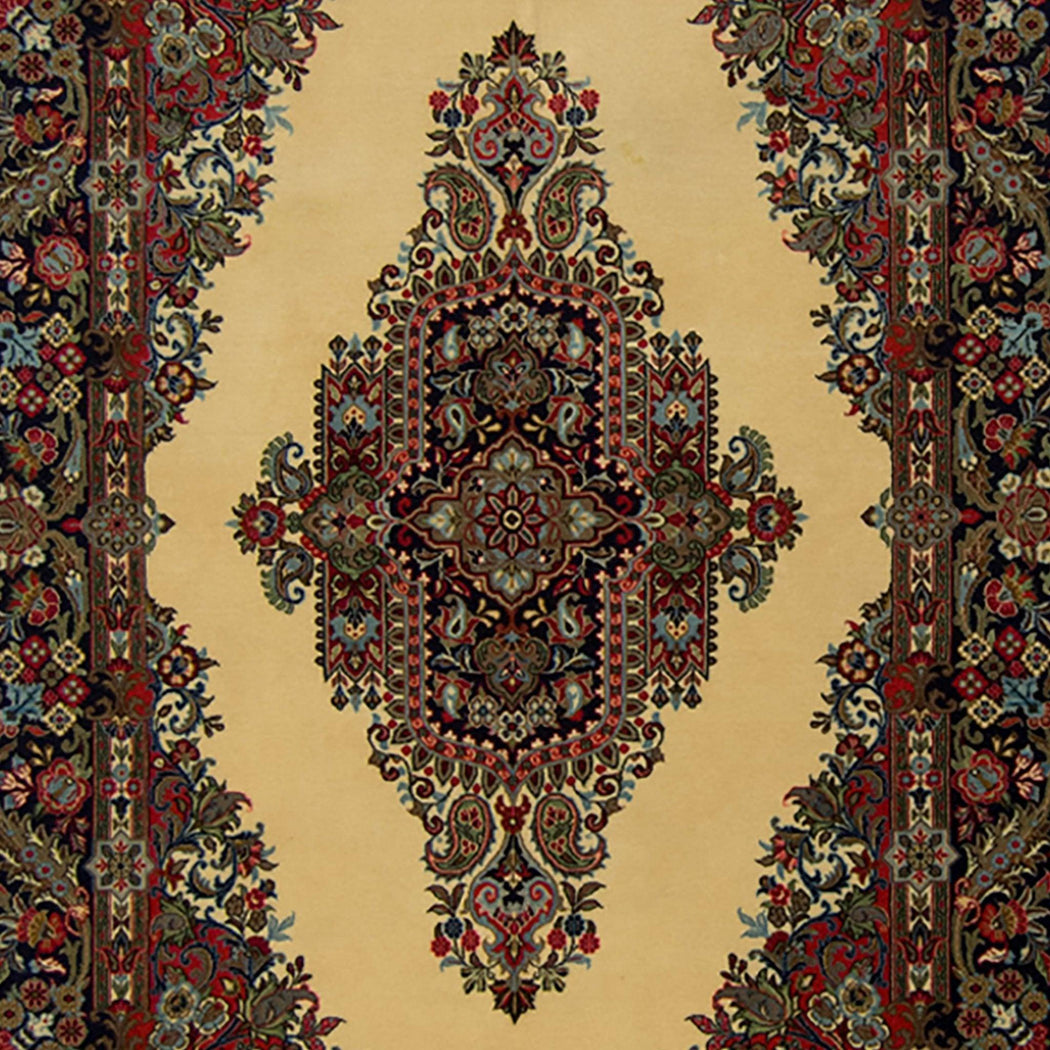 1.5 x 2 Meter_Persian_Qum_handknotted_Rug