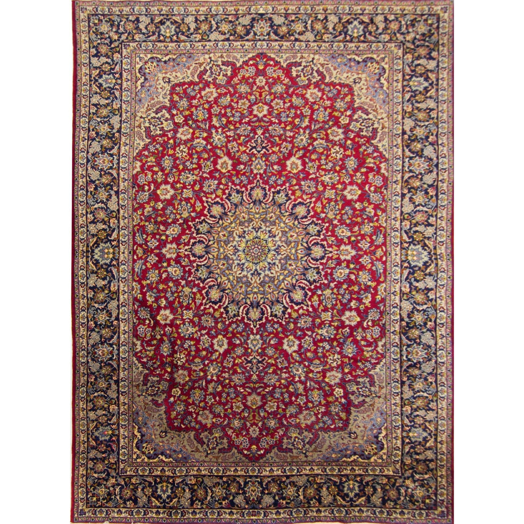 3 x 4 Meter_Persian_Najafabad (Isfahan)_handknotted_Rug