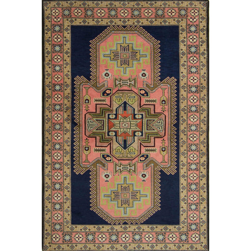 1.5 x 2 Meter_Persian_Fine Hand-knotted Persian Ardabil Rug_handknotted_Rug