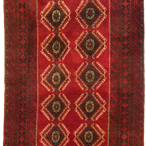 1.5 x 2 Meter_Persian_Fine Hand-knotted Persian Baluchi Rug_handknotted_Runner