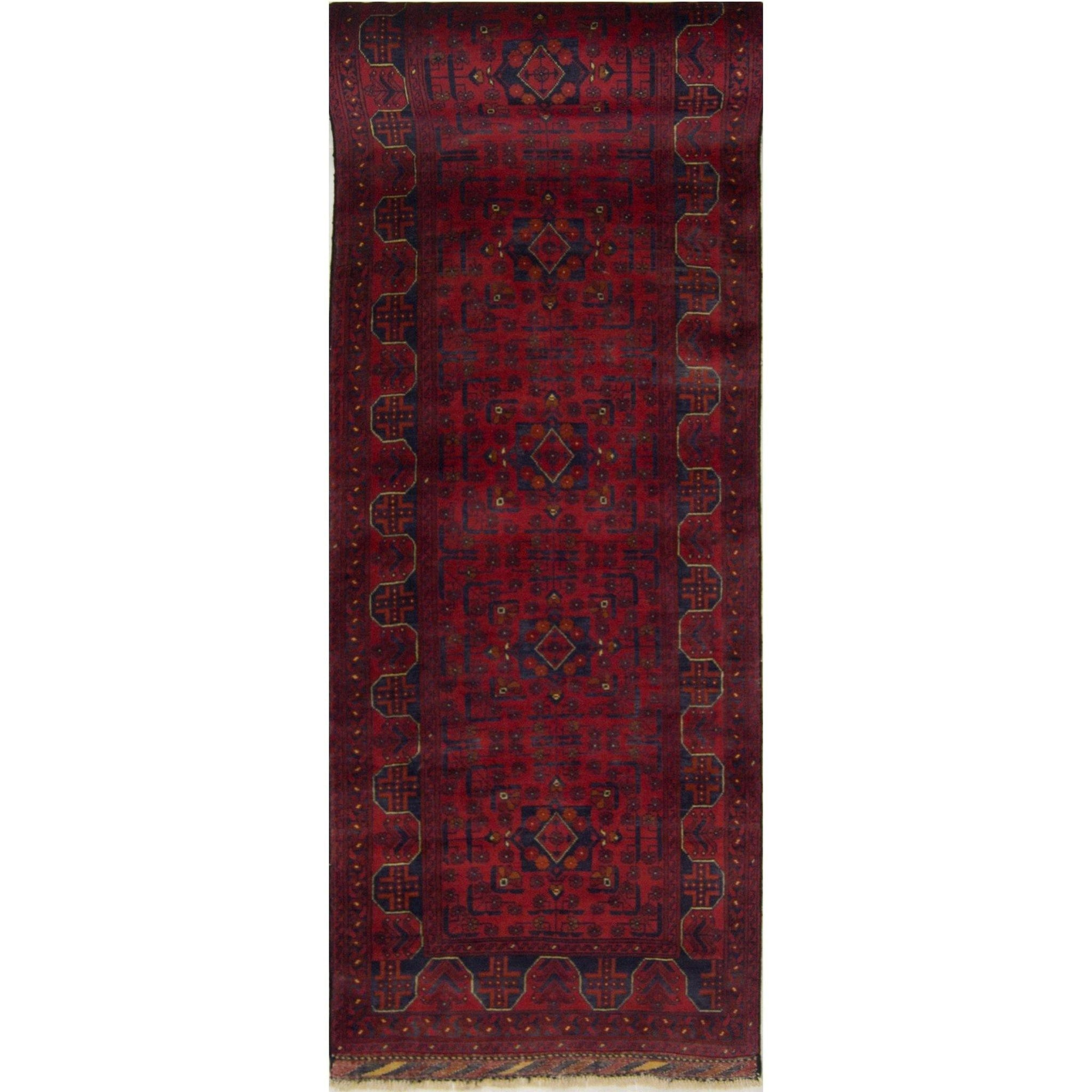 Fine 100% Wool Khal Mohammadi Runner 76cm x 661cm Persian-Rug | House-of-Haghi | NewMarket | Auckland | NZ | Handmade Persian Rugs | Hand Knotted Persian Rugs