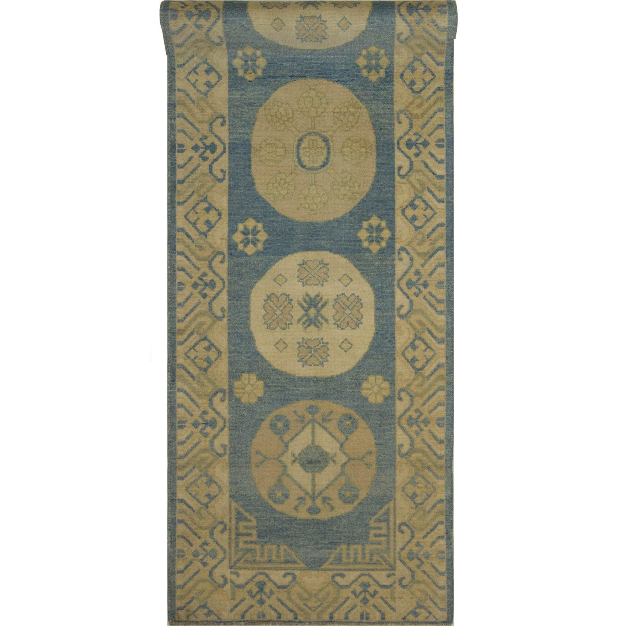 Hand-knotted Wool Khothan Runner 83cm x 282cm Persian-Rug | House-of-Haghi | NewMarket | Auckland | NZ | Handmade Persian Rugs | Hand Knotted Persian Rugs