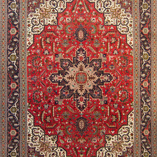 3 x 4 Meter_Persian_Tabriz_handknotted_Rug