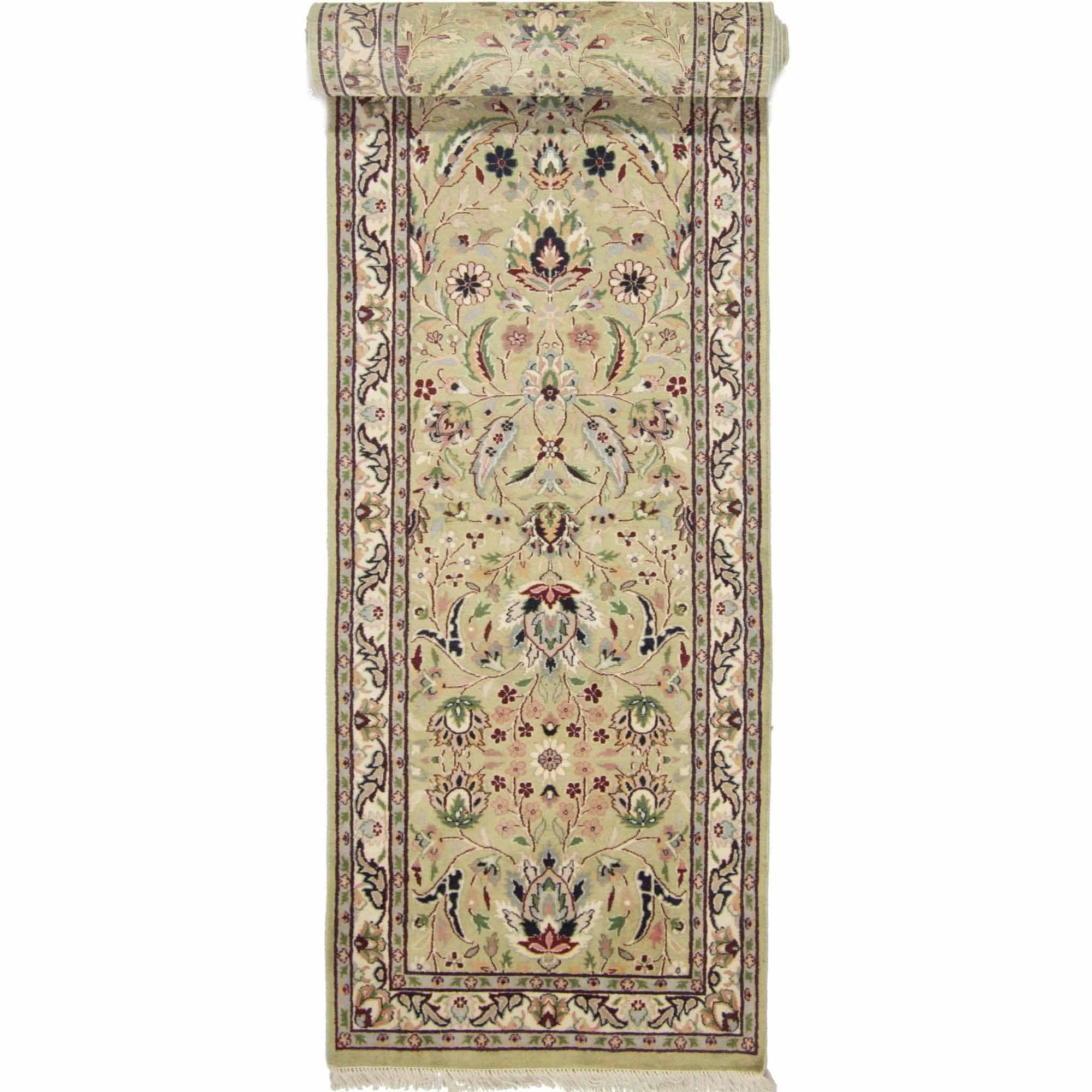 Fine Hand-knotted Kashan Runner 76cm x 370cm Persian-Rug | House-of-Haghi | NewMarket | Auckland | NZ | Handmade Persian Rugs | Hand Knotted Persian Rugs