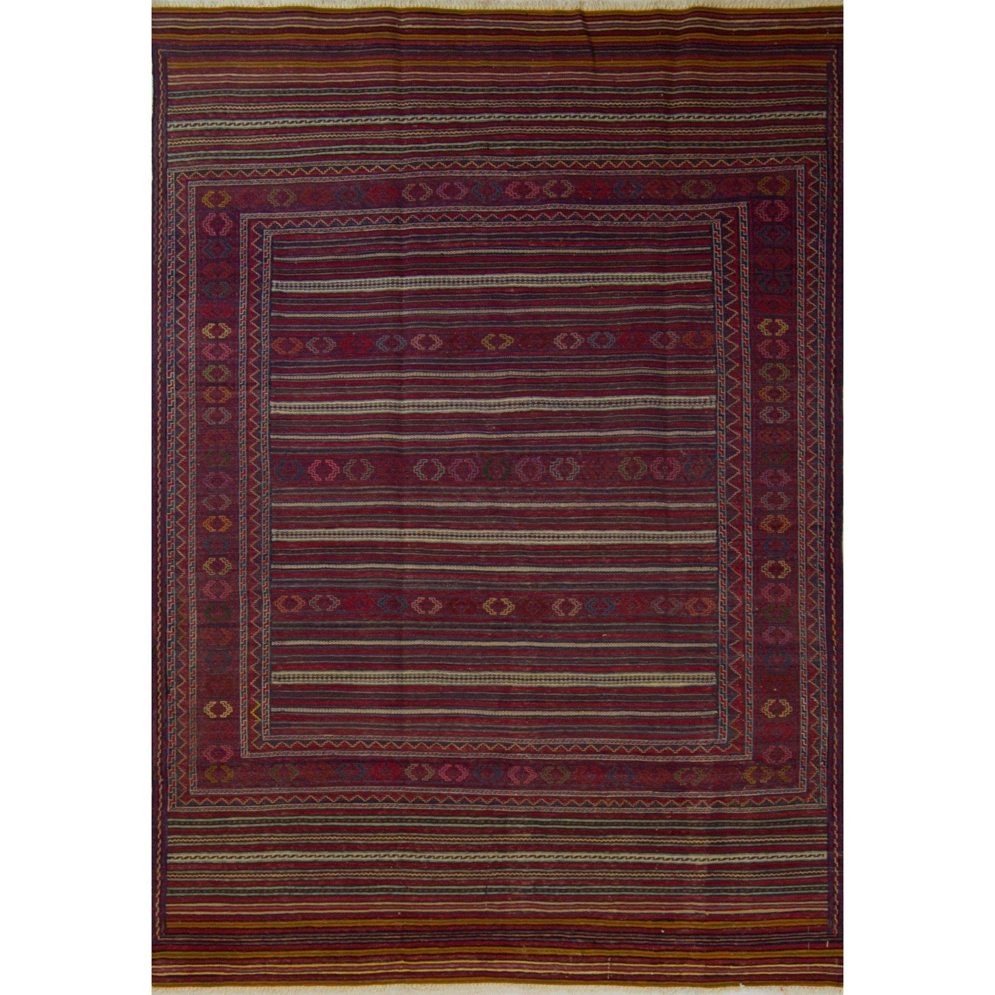 Super Fine Persian Kilim 137cm x 191cm Persian-Rug | House-of-Haghi | NewMarket | Auckland | NZ | Handmade Persian Rugs | Hand Knotted Persian Rugs