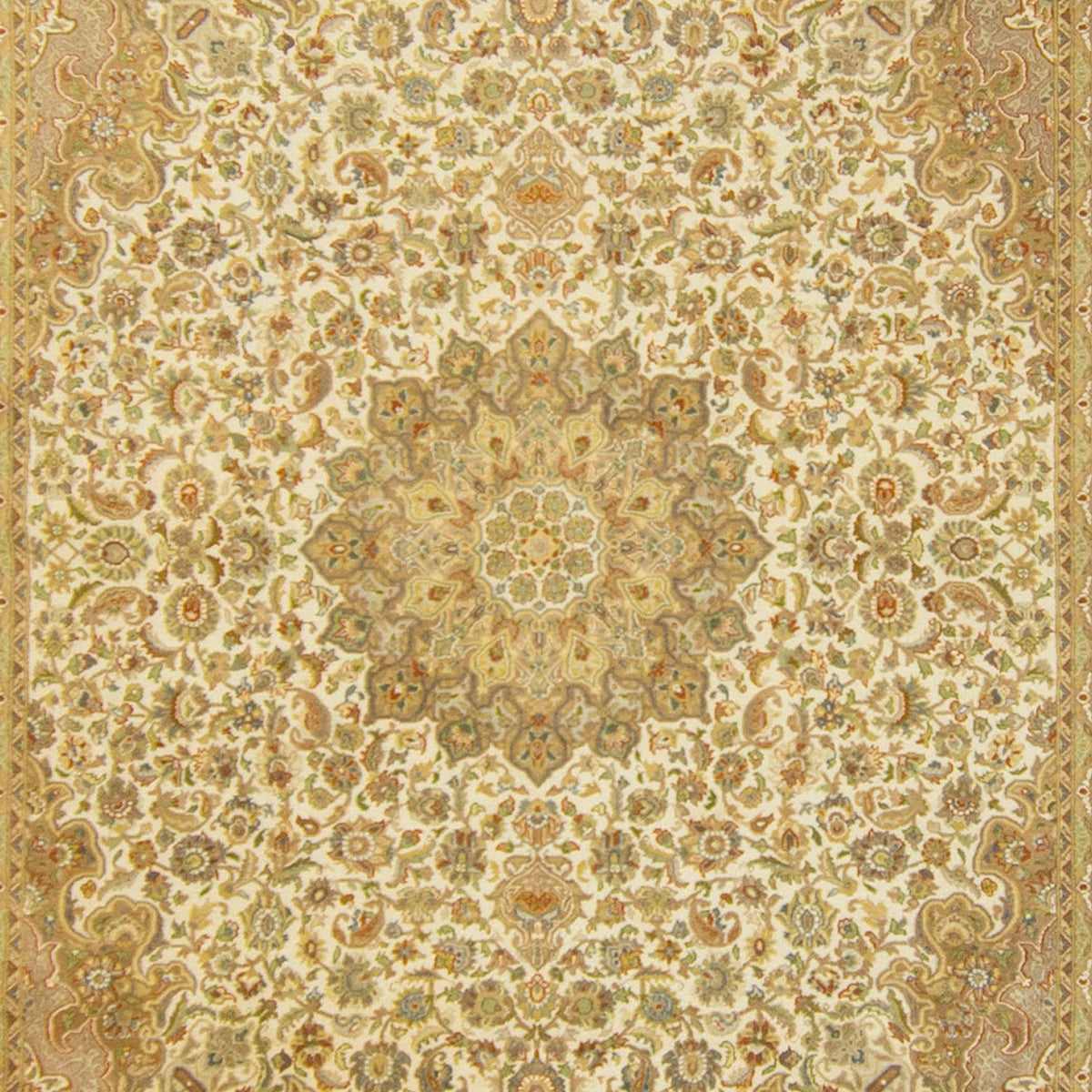 Super Fine Wool & Silk Kerman Rug 246cm x 313cm Persian-Rug | House-of-Haghi | NewMarket | Auckland | NZ | Handmade Persian Rugs | Hand Knotted Persian Rugs