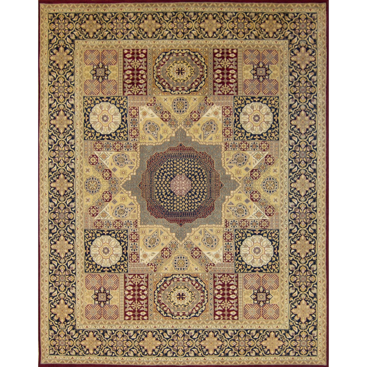 Fine Hand-knotted Kerman Rug 247cm x 317cm Persian-Rug | House-of-Haghi | NewMarket | Auckland | NZ | Handmade Persian Rugs | Hand Knotted Persian Rugs