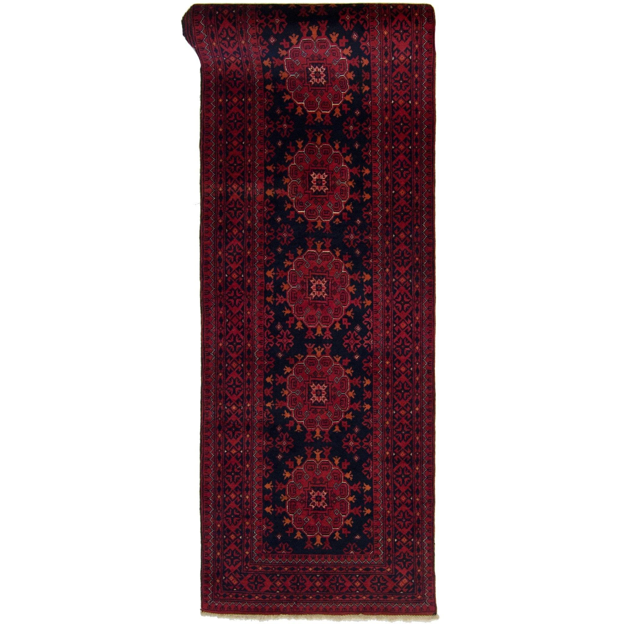 Hand-knotted 100% Wool Khal Mohammadi Runner 73cm x 3.4cm Persian-Rug | House-of-Haghi | NewMarket | Auckland | NZ | Handmade Persian Rugs | Hand Knotted Persian Rugs