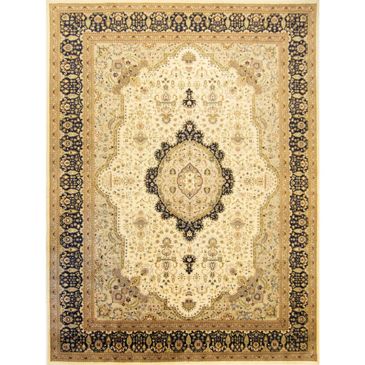 Super Fine Hand-knotted Kerman Rug 306cm x 427cm - House Of Haghi