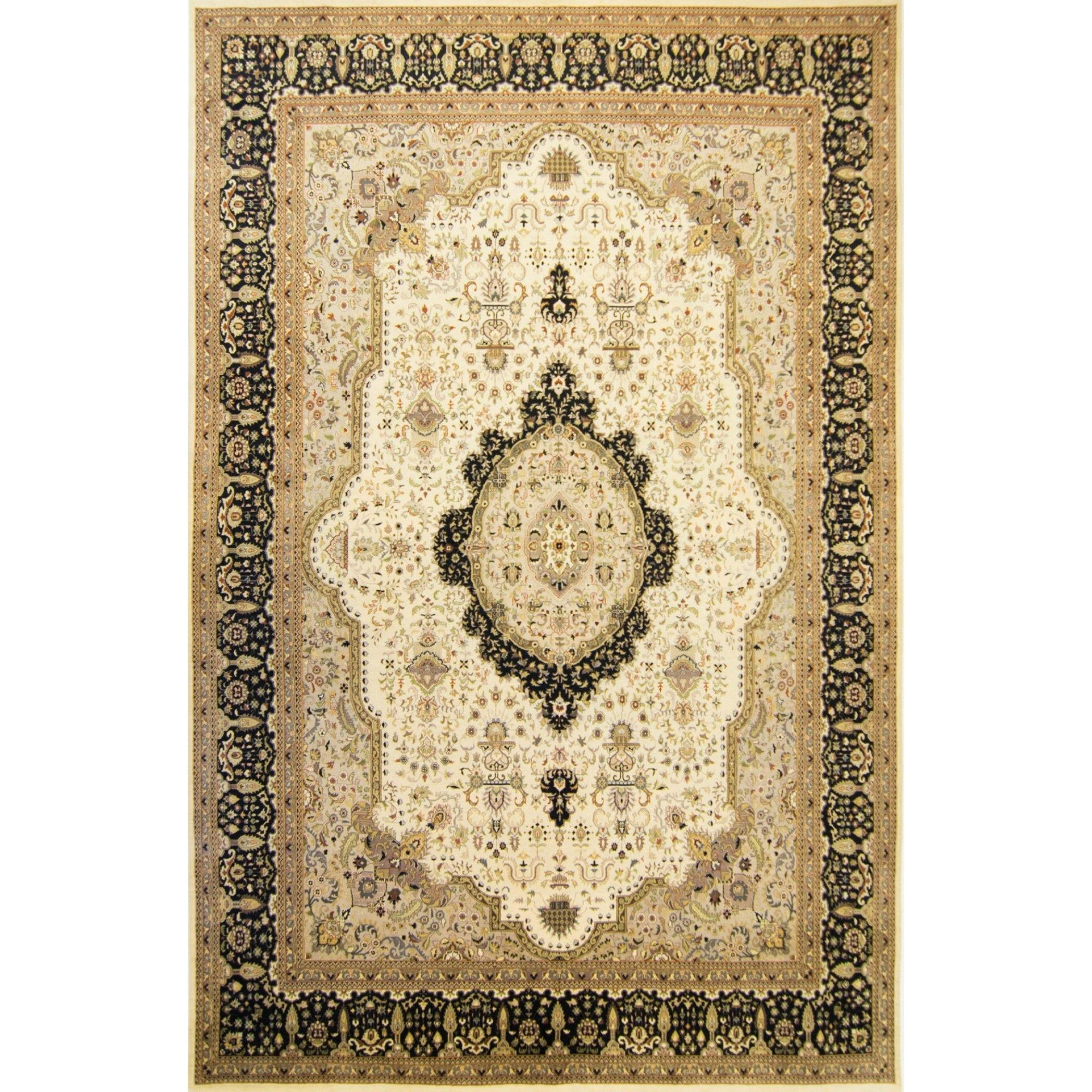 Super Fine Hand-knotted Wool & Silk Kerman Rug 307cm x 430cm Persian-Rug | House-of-Haghi | NewMarket | Auckland | NZ | Handmade Persian Rugs | Hand Knotted Persian Rugs