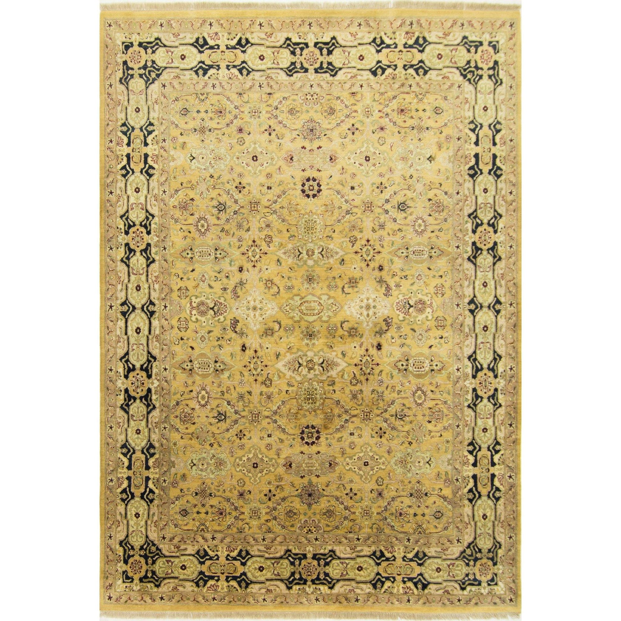 Fine Hand-knotted Wool Rug 275cm x 372cm Persian-Rug | House-of-Haghi | NewMarket | Auckland | NZ | Handmade Persian Rugs | Hand Knotted Persian Rugs