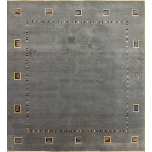 2.5 x 2.5 Meter_[product_tag]_handmade_Square Rug - House of Haghi.