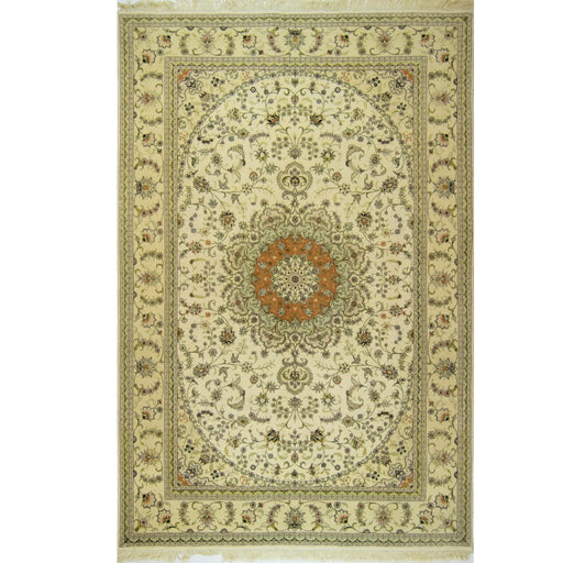 2 x 2.5 Meter_Persian_Tabriz_handknotted_Rug