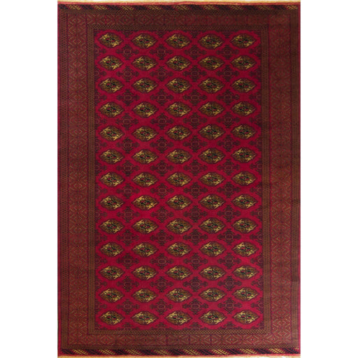 2.5 x 3.5 Meter_Persian_Turkmen_handknotted_Rug