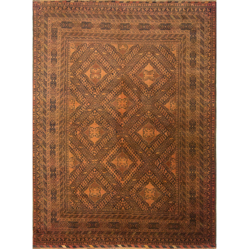 2 x 3 Meter_Persian_Turkmen_handknotted_Rug
