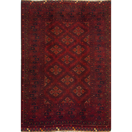 1.5 x 2 Meter_Persian_Turkmen_handknotted_Rug