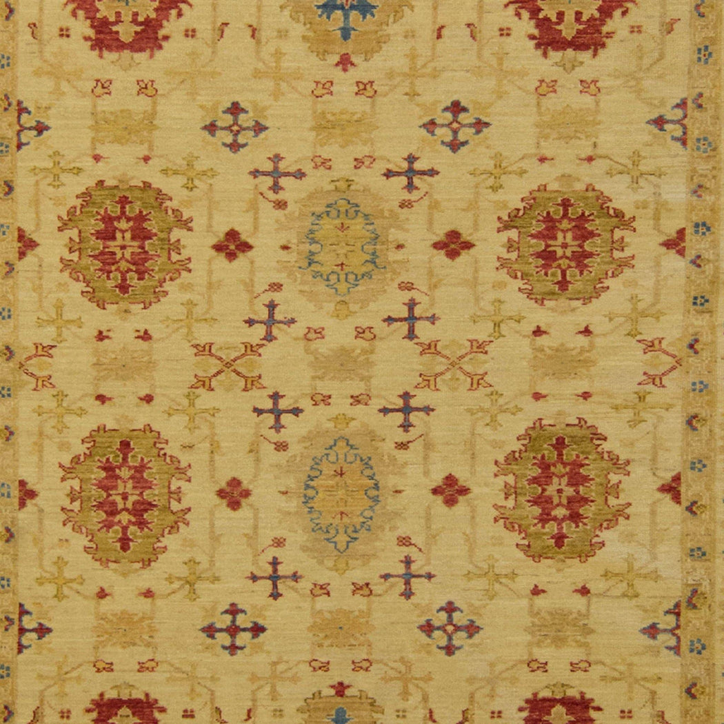 Fine Hand-knotted Wool Chobi Rug - House Of Haghi