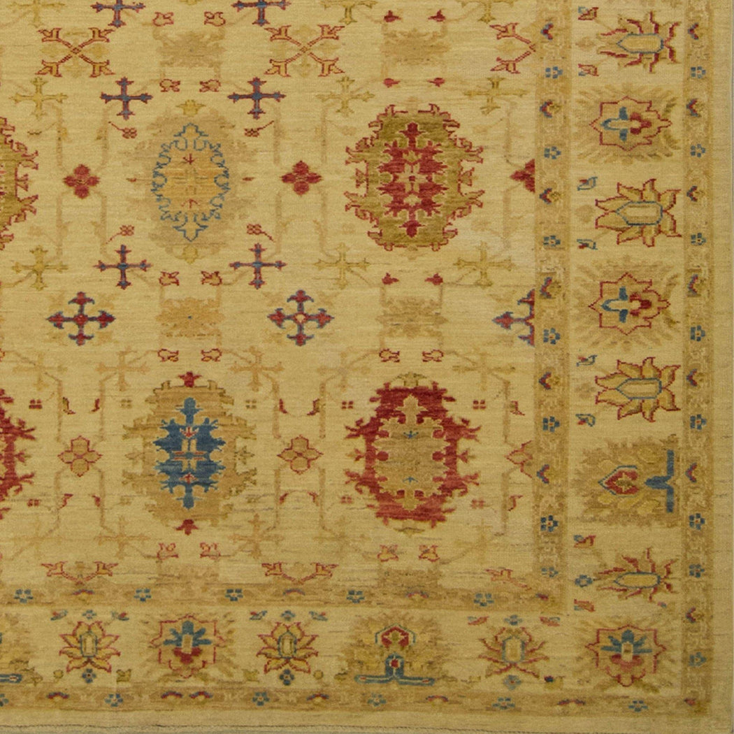 2 x 2.5 Meter_Persian_Choubi_handknotted_Rug