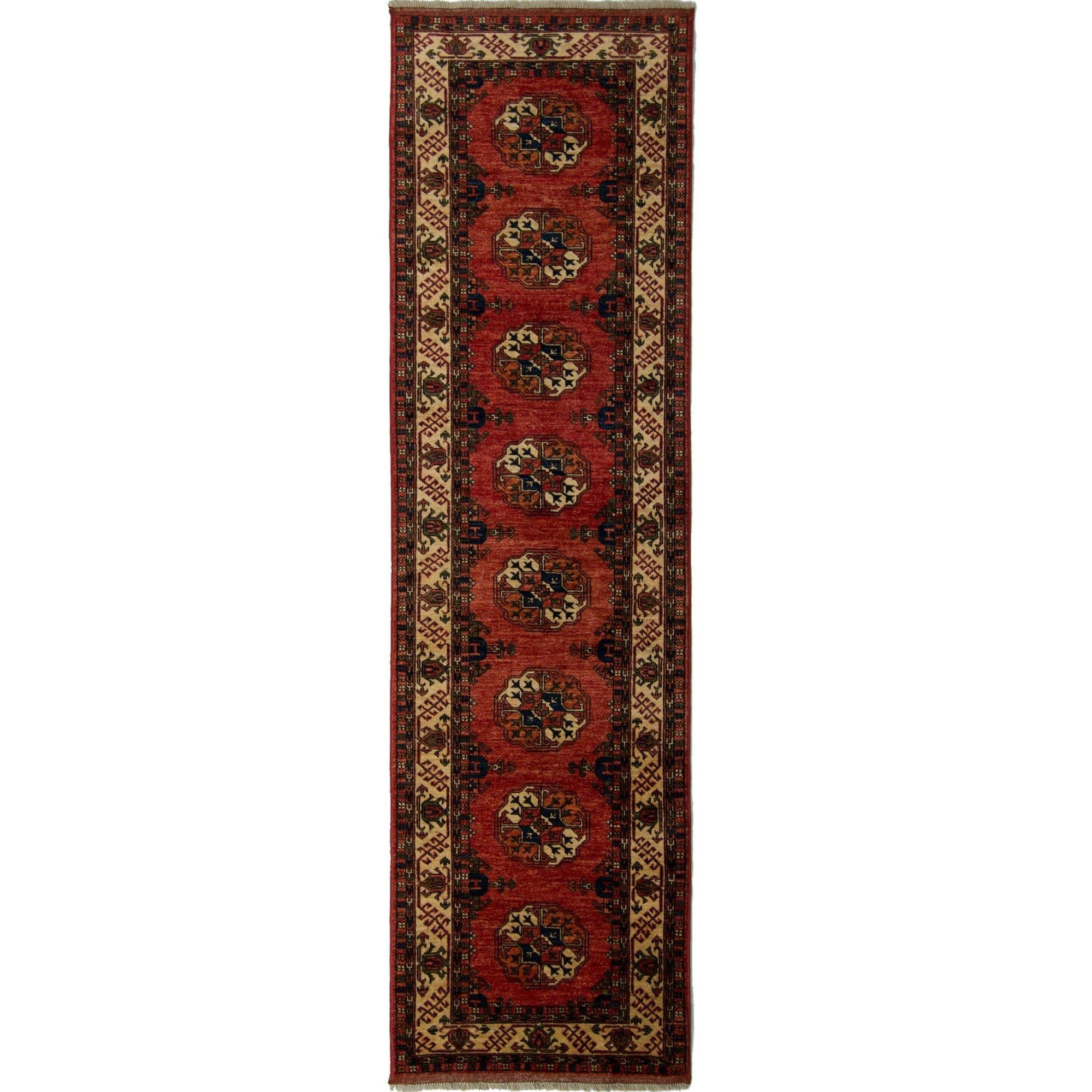 Fine Hand-knotted Tribal 100% Wool Runner 84cm x 299cm Persian-Rug | House-of-Haghi | NewMarket | Auckland | NZ | Handmade Persian Rugs | Hand Knotted Persian Rugs