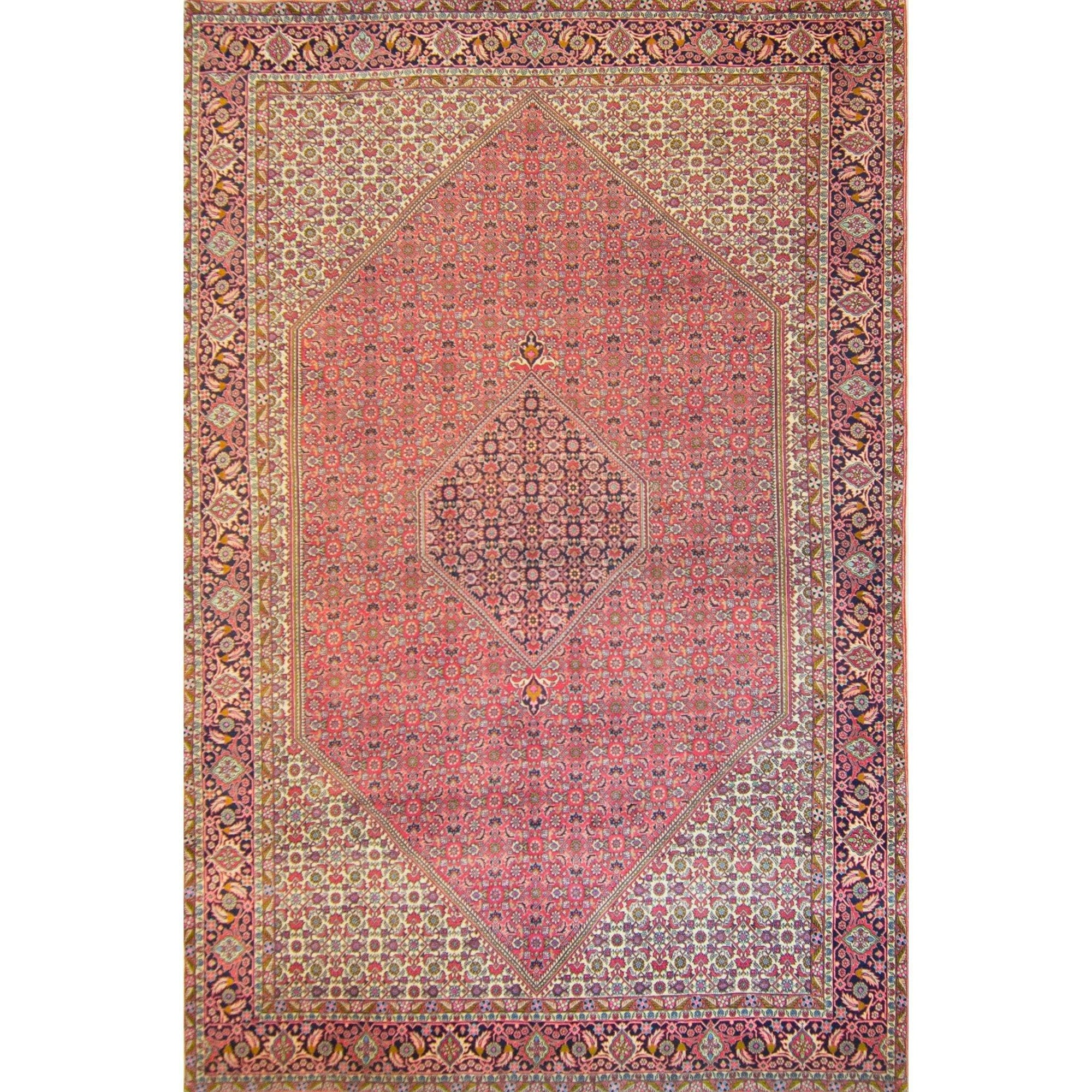 Super Fine Hand-knotted Persian Wool Bijar Rug 245cm x 360cm Persian-Rug | House-of-Haghi | NewMarket | Auckland | NZ | Handmade Persian Rugs | Hand Knotted Persian Rugs