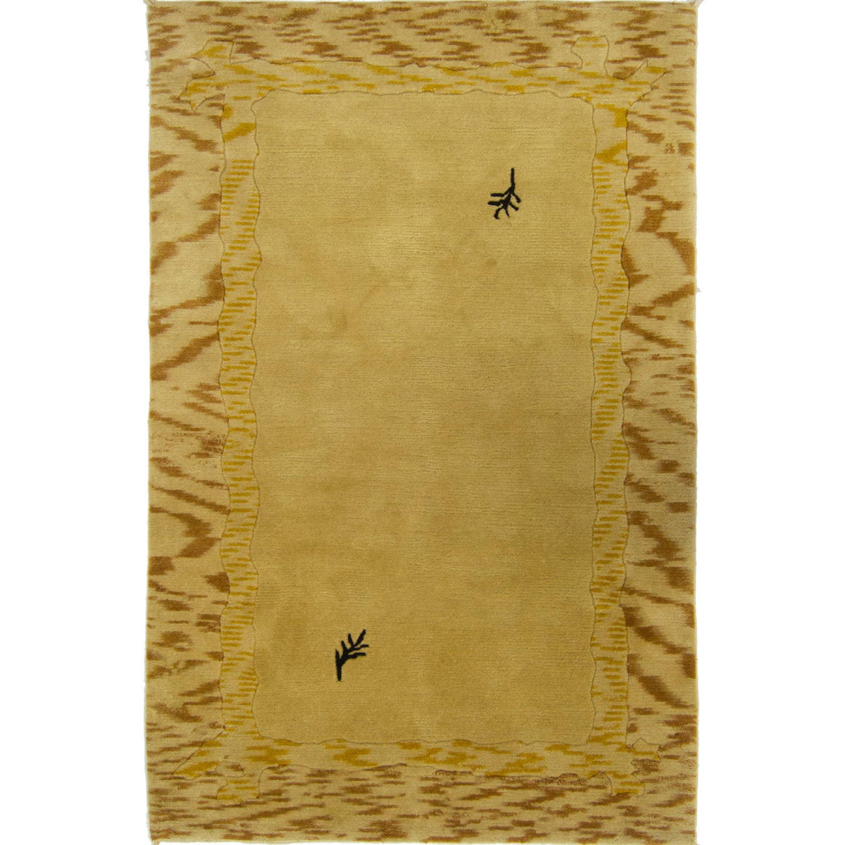 Modern Hand-knotted Wool Tibetan Rug 120cm x 179cm Persian-Rug | House-of-Haghi | NewMarket | Auckland | NZ | Handmade Persian Rugs | Hand Knotted Persian Rugs