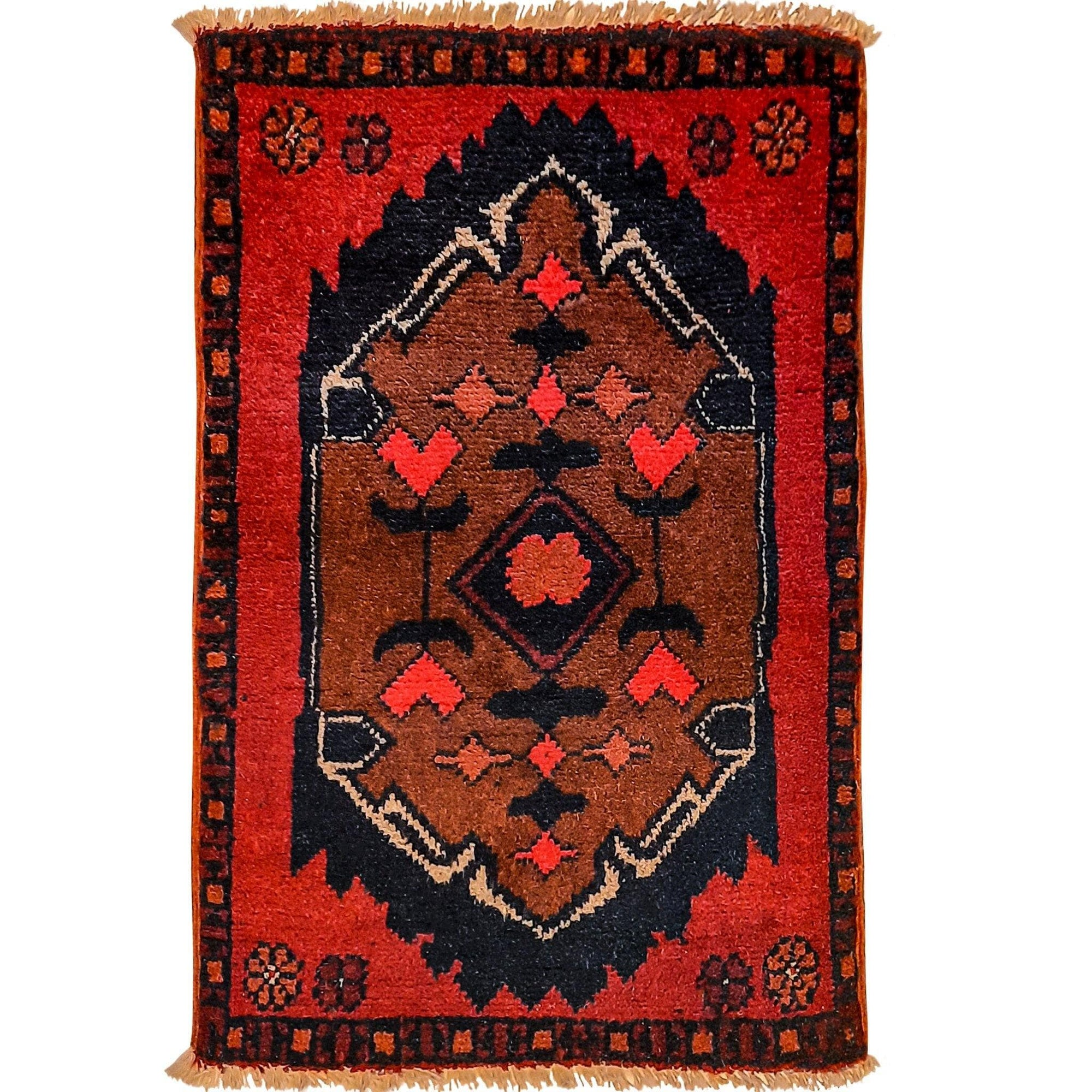 Extra Small Hand-knotted Wool Rug 39cm x 60cm Persian-Rug | House-of-Haghi | NewMarket | Auckland | NZ | Handmade Persian Rugs | Hand Knotted Persian Rugs