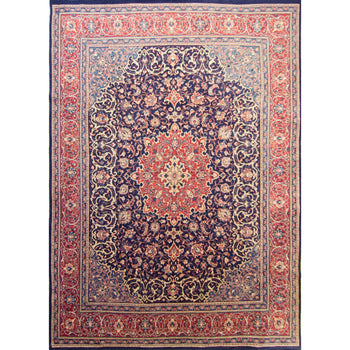 Persian Mahabad Rug 294cm x 411cm - House Of Haghi